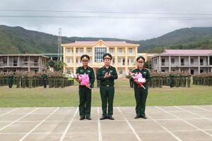 Đoàn cơ sở Trung đoàn 244: Tổ chức hoạt động Ngày đoàn viên