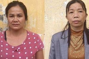 'Mẹ mìn' sa lưới sau 4 năm buôn người