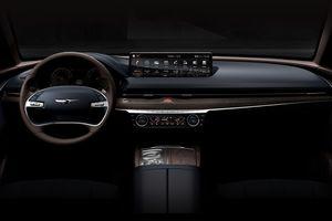 Genesis G80 2021 sẽ chính thức ra mắt ngày 30/3