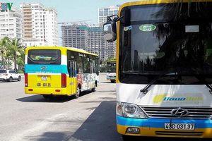 Đình chỉ 15 ngày với lái xe và nhân viên xe bus ở Đà Nẵng đuổi khách giữa đường
