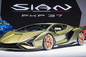 Rao bán suất mua Lamborghini Sían FKP 37 tới 3,4 triệu USD