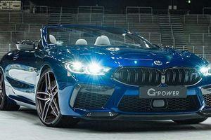 Cận cảnh BMW M8 độ G-Power công suất 810 mã lực