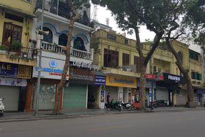 Hàng loạt cửa hàng kinh doanh dịch vụ đóng cửa phòng dịch COVID-19