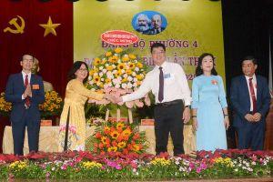 Đại hội Đảng bộ phường 4, TP. Vũng Tàu lần thứ X, nhiệm kỳ 2020-2025: Phát triển kinh tế theo cơ cấu thương mại - dịch vụ