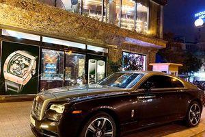 Tùng Vàng, Chương Tailor bị trộm vặt đồ xe siêu sang cùng một đêm
