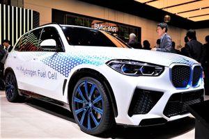 BMW X5 dùng nhiên liệu hydro chuẩn bị ra mắt, mạnh 369 mã lực
