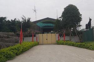 Xã Ninh Sở, huyện Thường Tín: Tràn lan vi phạm hành lang đê sông Hồng