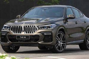 SUV hạng sang BMW X6 2020 từ 5,2 tỷ đồng tại Thái Lan