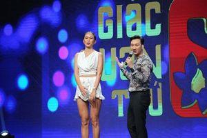 Gặp may mắn, Mâu Thủy giành giải thưởng lớn tại 'Giác quan thứ 6'