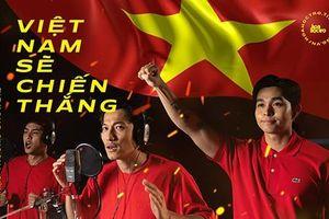 Jun Phạm và Liên Bỉnh Phát tái ngộ trong MV cổ vũ Việt Nam chiến thắng đại dịch COVID-19