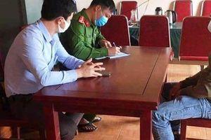 Nghệ An: Thanh niên không mang khẩu trang còn lên mạng thách thức 'thằng nào dám phạt tao'