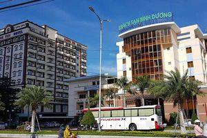 Yêu cầu dừng cải tạo để giải tỏa khách sạn ven biển