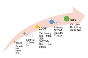 Thị trường bán lẻ điện Philippines: Kinh nghiệm cho Việt Nam