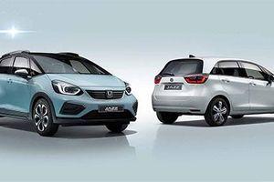 Honda Jazz 2020 gây sốc với nút vật lý thay cảm ứng, động cơ hybrid