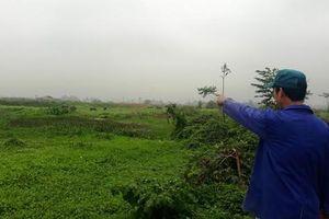 Thanh Hóa: Dân khổ vì dự án xử lý rác 'đắp chiếu'