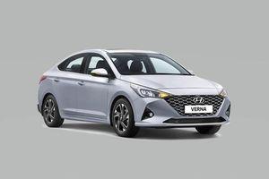Ô tô sedan Hyundai Verna mới, đẹp, giá chỉ 291 triệu