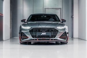 Audi RS7-R sức mạnh vượt trội cả 'ngựa chiến' Lamborghini Aventador