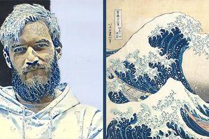 Nếu đang chán đời, bạn hãy thử ngay app biến ảnh 'sống ảo' thành tác phẩm nghệ thuật