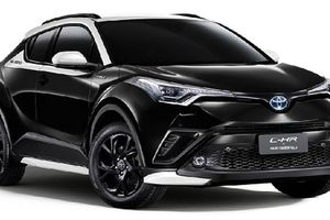 Toyota C-HR 2020 đặc biệt, hơn 870 triệu đồng tại Thái Lan