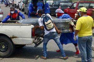 Chính quyền Ecuador xin lỗi người dân 'quên' thi thể trên đường phố trong dịch Covid-19