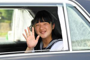Cuộc đời công chúa duy nhất của nhà vua Nhật: Nỗi cô đơn được báo trước