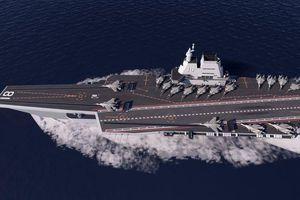 Trung Quốc có 'động thái mới' phục vụ tàu sân bay tương lai Type 002