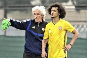 HLV UAE bị sa thải dù chưa dẫn dắt trận nào