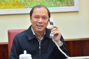 Thứ trưởng Ngoại giao VN điện đàm trưởng SOM Australia về dịch bệnh