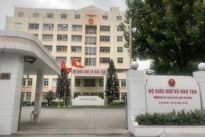 Bộ GD-ĐT họp về phương án thi THPT quốc gia và tuyển sinh năm 2020