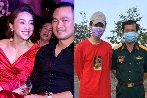 Con trai hết cách ly tập trung, bạn gái kém 16 tuổi của Chi Bảo chia sẻ hài hước