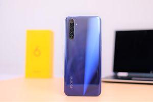 Chi tiết Realme 6 - màn hình 90 Hz, 5 camera, giá 6 triệu đồng