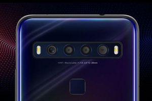 Smartphone chip S665, RAM 6 GB, pin 4.000 mAh, giá gần 6 triệu