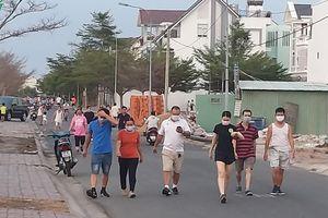 Nhiều nơi ở Bà Rịa-Vũng Tàu chưa thực hiện nghiêm cách ly xã hội