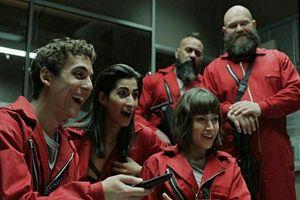 Phim cướp nhà băng Tây Ban Nha sẽ có phần ngoại truyện