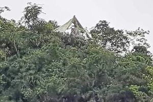 Lạng Sơn: Xử lý đối tượng tự ý dựng tượng phật trên đỉnh núi