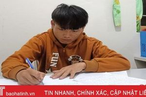 Phá cửa nhà dân ở Cẩm Xuyên trộm 2 chiếc điện thoại