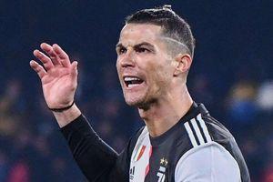 'Thật vui khi nhìn Ronaldo tức giận'