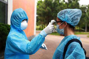 Dập tắt nguy cơ lây nhiễm từ ổ dịch Bạch Mai đối với TP.HCM