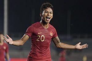 Tiền đạo Indonesia ngại nhất cầu thủ nào của U22 Việt Nam?