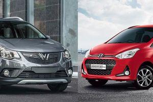 VinFast Fadil và Hyundai Grand i10 - chọn giá tốt hay trang bị nhiều?