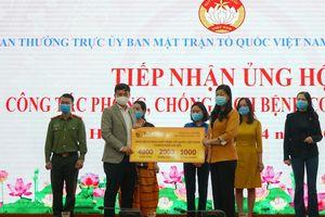 CLB Hà Nội góp 1 ngày lương để ủng hộ phòng chống Covid-19