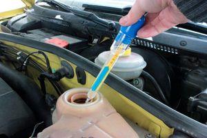 Tìm hiểu nước làm mát trên xe ô tô và cách sử dụng tối ưu