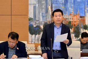 Ủy ban Thường vụ Quốc hội công bố 3 nghị quyết về nhân sự