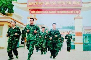 Chủ động, sáng tạo trong tham mưu công tác quân sự, quốc phòng