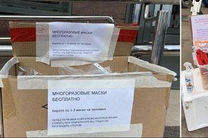 Đại sứ quán Việt Nam tại Nga quyết liệt thực hiện công tác phòng, chống dịch Covid-19