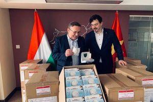 Đại sứ Hungary gửi thư cảm ơn nghĩa cử của những người bạn Việt