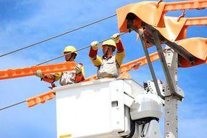 Sản lượng điện sử dụng tại các hộ gia đình tăng cao