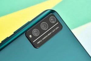 Smartphone 3 camera sau, RAM 8 GB, pin 4.000 mAh, giá gần 6 triệu