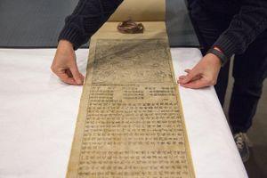 'Kinh Kim cương' - cuốn sách xưa nhất còn tồn tại đến nay