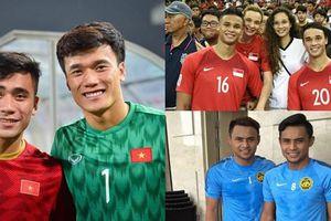 Những cặp anh em cầu thủ nổi tiếng trong làng bóng đá Đông Nam Á